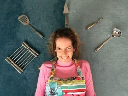 Kitchen tools and me